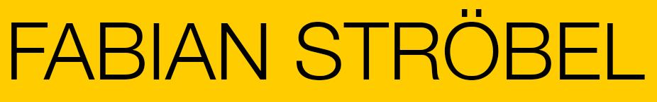 Fabian Ströbel