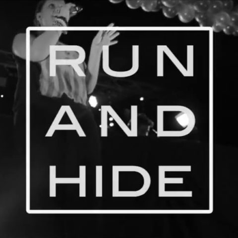 Run and Hide - Dominik Groebler feat. Diana and the music